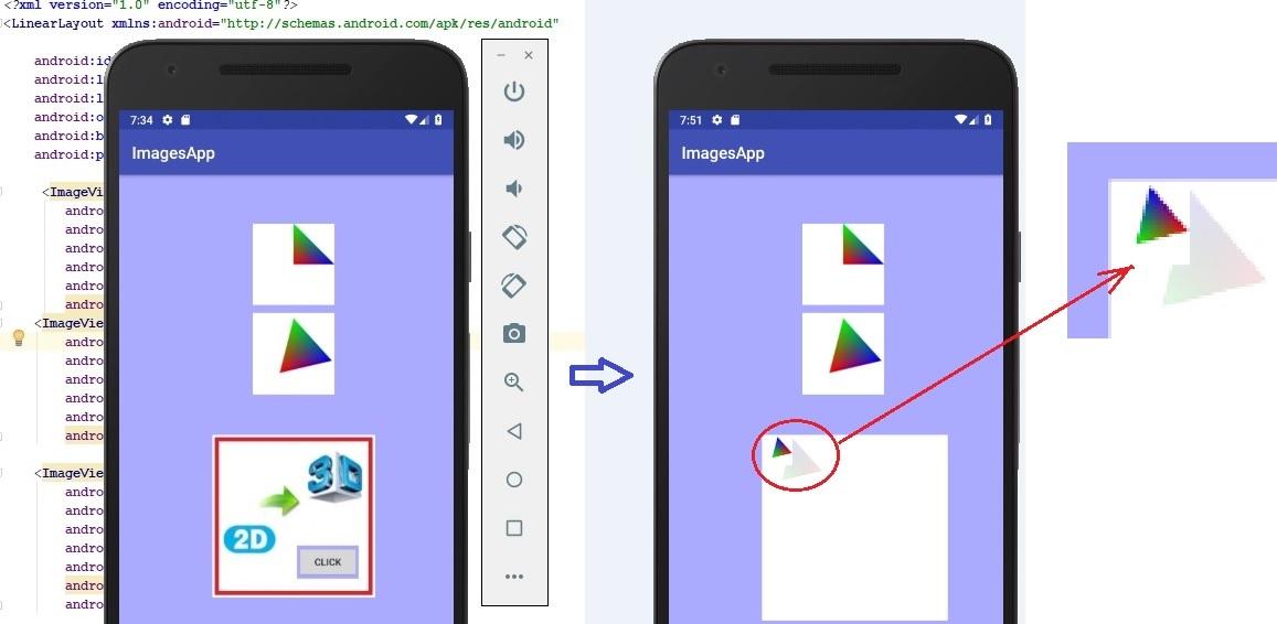 2D/3D моделирование в Android (2D/3D modeling in Android